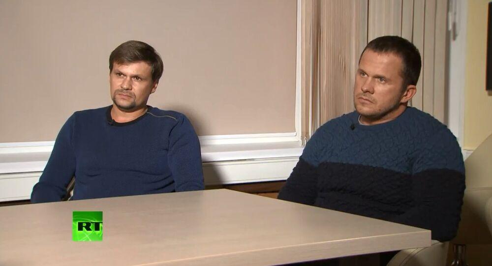 İngilizlerin Skripal vakasında suçladığı Petrov ve Boşirov