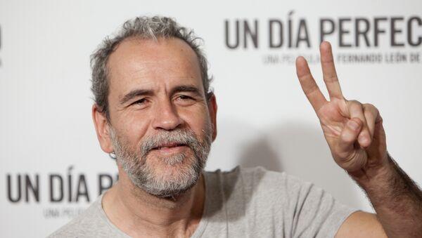 Willy Toledo, el actor español - Sputnik Türkiye