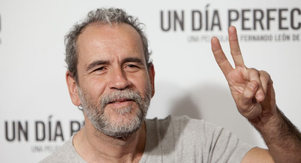 Willy Toledo, el actor español