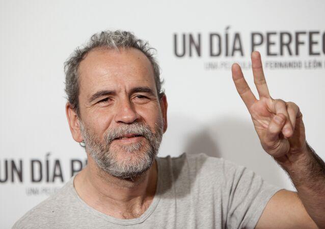 Willy Toledo, el actor español