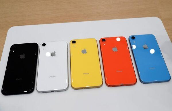 3 iPhone modeli için yolun sonu - Sputnik Türkiye