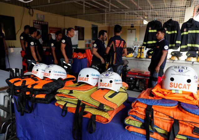 Filipinler, yılın en güçlü tayfununa hazırlanıyor