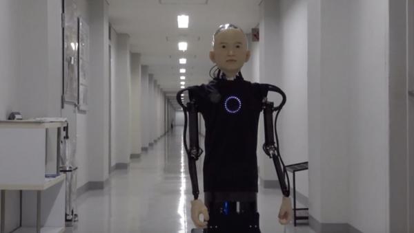 Robot Ibuki - Sputnik Türkiye