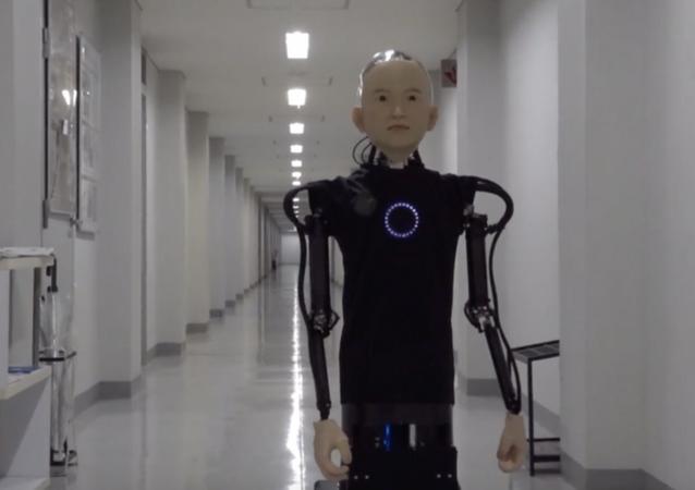 Robot Ibuki