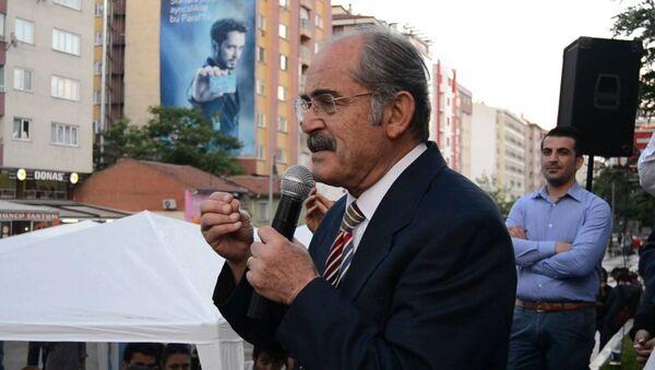 Yılmaz Büyükerşen - Sputnik Türkiye
