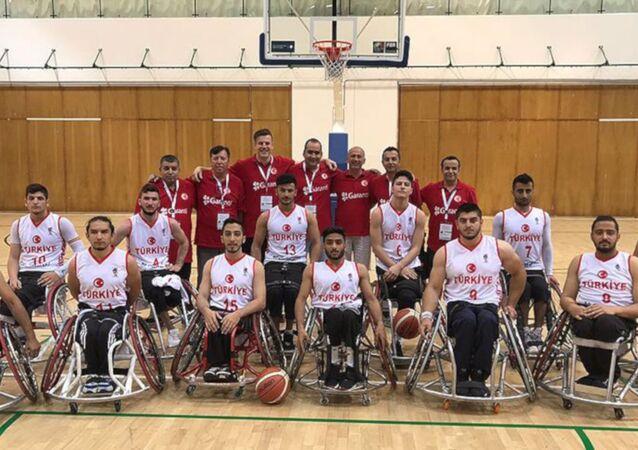 Avrupa 22 Yaş Altı Erkekler Tekerlekli Sandalye Basketbol Şampiyonası'nda Türkiye, finalde Almanya'yı 67-64 yenerek şampiyon oldu.