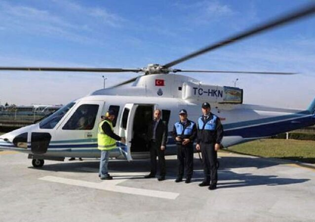 İBB, Sikorsky S-76B