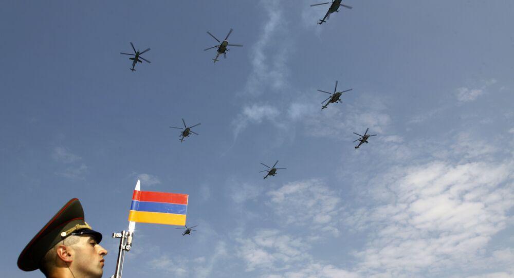 Ermenistan ordusu