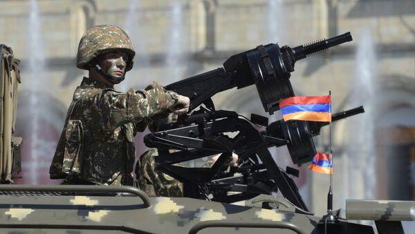 Ermenistan askeri - Sputnik Türkiye