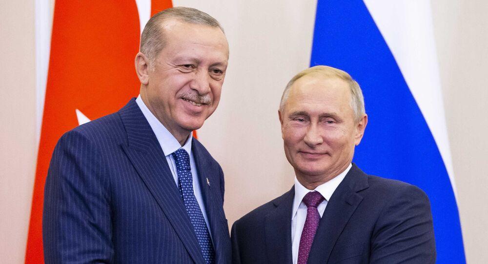 Soçi'de Putin ile Erdoğan'dan İdlib'de silahsız bölge açıklaması