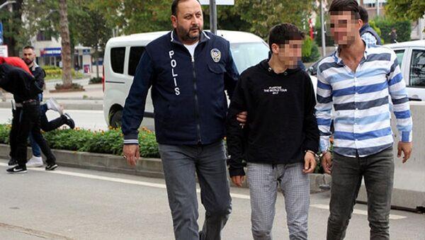 Hırsızlık şüphelisi: Çek abi çek, zaten bir saat sonra çıkacağız - Sputnik Türkiye
