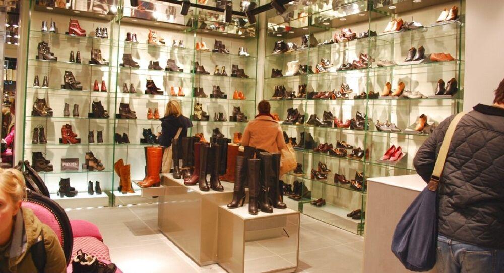 ayakkabı mağaza