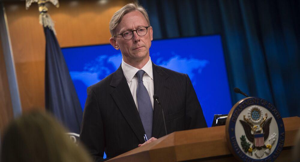 ABD'nin İran Özel Temsilcisi Brian Hook