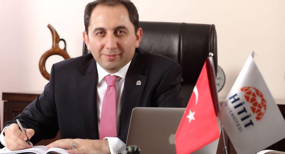 Metin Alkan - Hitit Üniversitesi