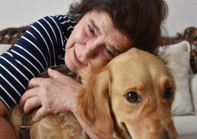 Komşuları şikayet etti: 'Evladım' dediği köpeği, mahkeme kararıyla evden çıkarılacak