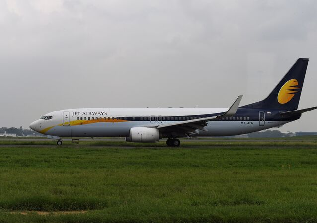 Hindistan - Jet Airways