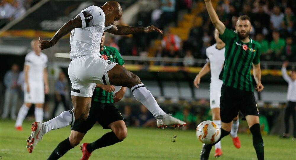Tarihinde ilk kez Avrupa kupalarına katılan Akhisarspor, Krasnodar karşısında