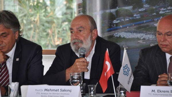 Jeoloji profesöründen 'Marmara Depremi' açıklaması - Sputnik Türkiye
