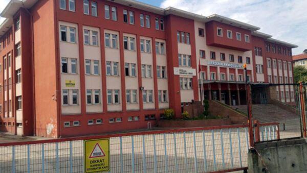 Lise müdürü, okula 'kral dairesi' yaptırdı iddiası - Sputnik Türkiye