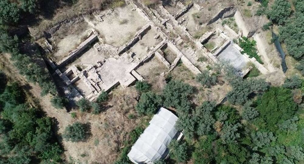 Mudanya'daki Myrleia Antik Kenti