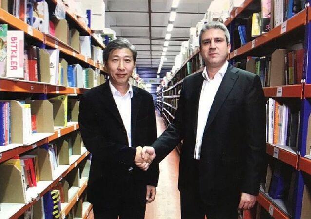 Çin ile Türkiye arasında yayıncılık anlaşması