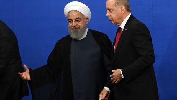 Ruhani-Erdoğan - Sputnik Türkiye