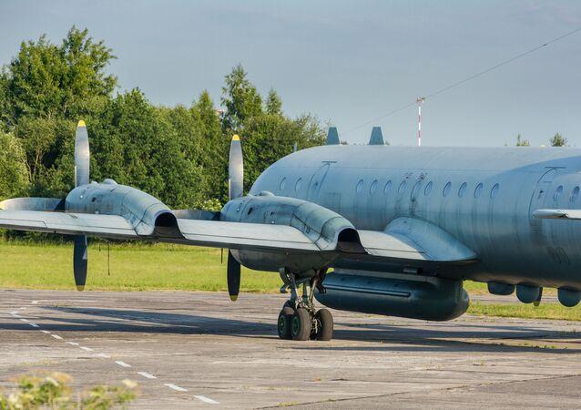 İl-20 uçağı
