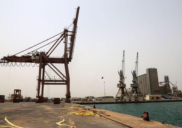 Hodeidah limanı