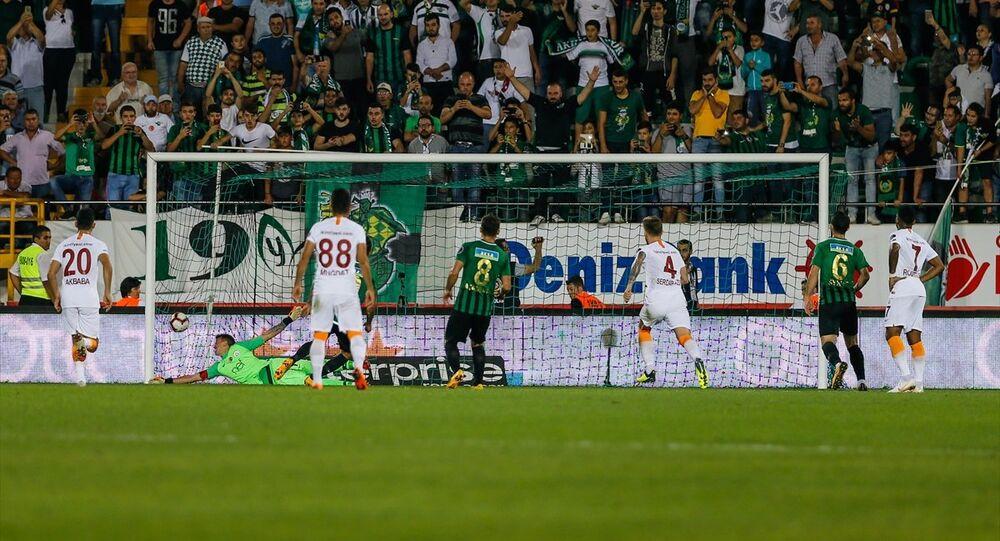 Akhisarspor-Galatasaray maçı