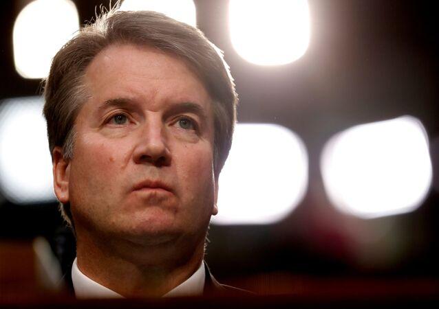 Trump'ın Yüksek Mahkeme adayı Yargıç Brett Kavanaugh