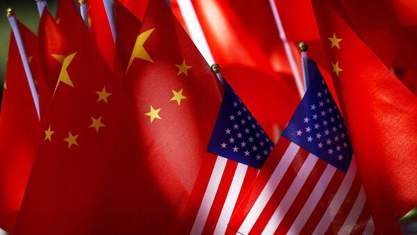ABD-Çin - Sputnik Türkiye