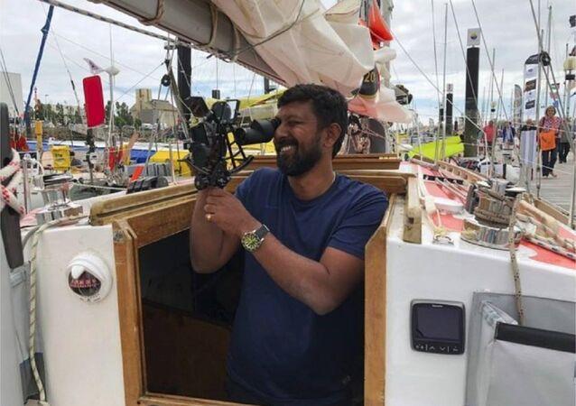 Denizci Abhilash Tomy