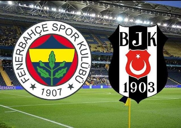 Fenerbahçe-Beşiktaş Logo