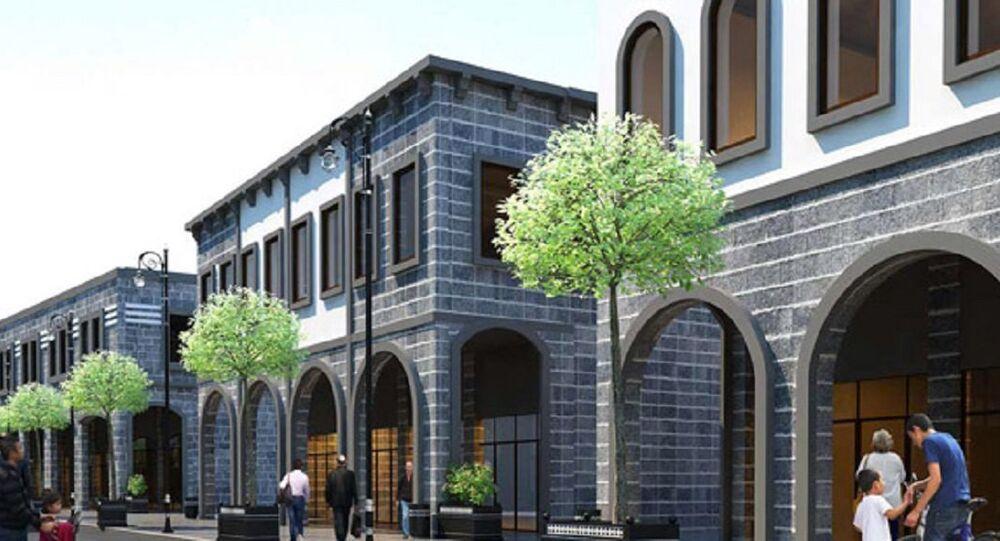 'Diyarbakır Suriçi Projesi'