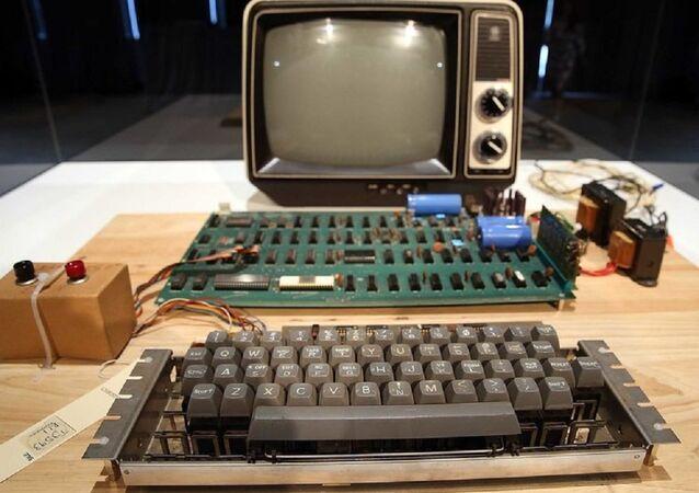 Apple-I bilgisayarı