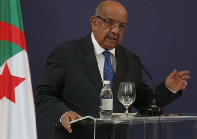 Cezayirli Bakan'ın BM'de Fransızca konuşması, ülkesinde tepkilere neden oldu