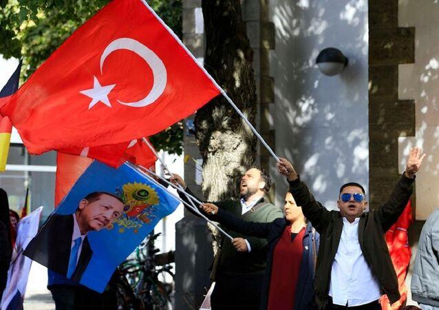Köln - Erdoğan