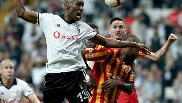 Beşiktaş, Kayserispor'u kendi evinde 2-0 yendi - Sputnik Türkiye