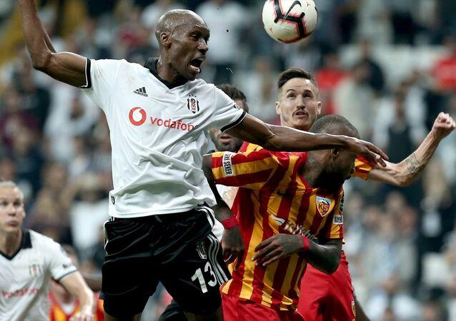 Beşiktaş, Kayserispor'u kendi evinde 2-0 yendi