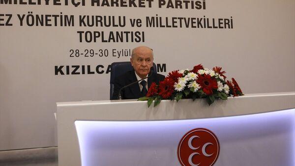 Devlet Bahçeli - Sputnik Türkiye