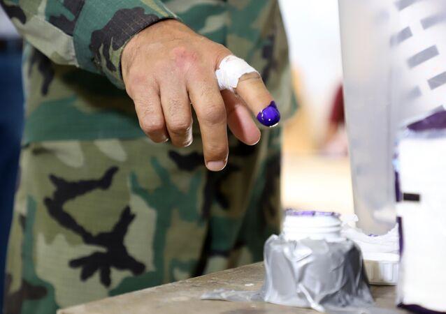 Irak Kürt Bölgesel Yönetimi'nde (IKBY) yapılan milletvekili seçimleri