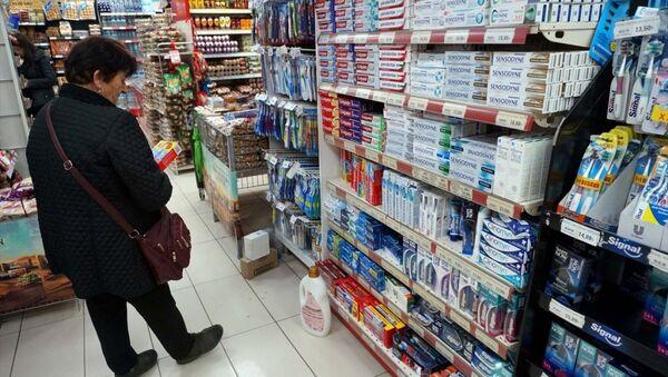 tüketici, alışveriş, market - Sputnik Türkiye