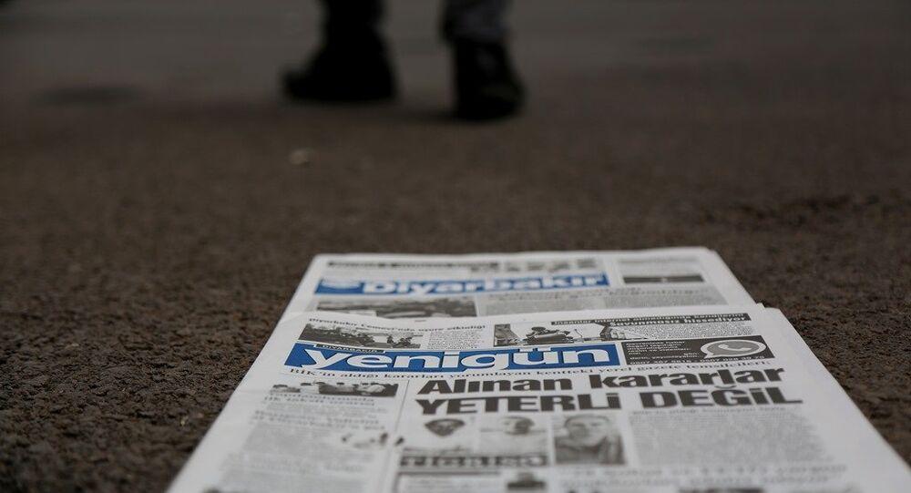 Yerel gazete