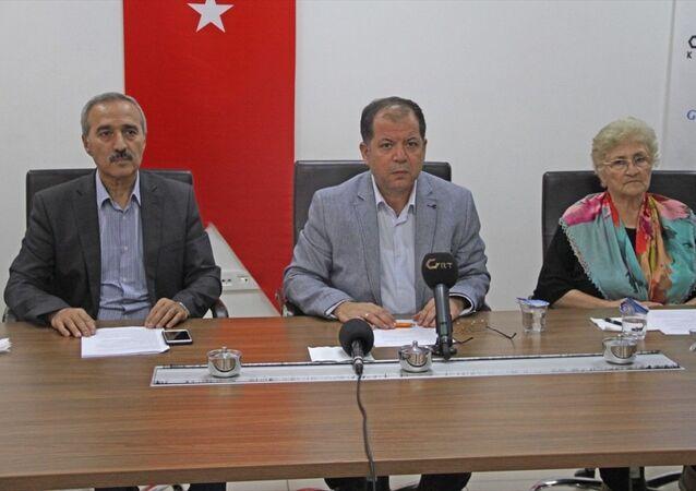 Gaziantep Kent Konseyi temsilcileri
