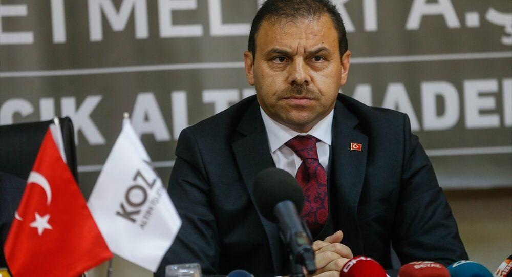 TMSF Başkanı Muhiddin Gülal