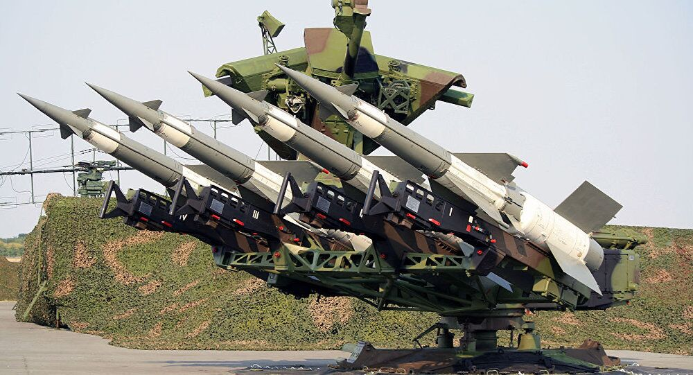 Suriye hava savunma sistemleri