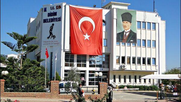 Didim belediyesi - Sputnik Türkiye