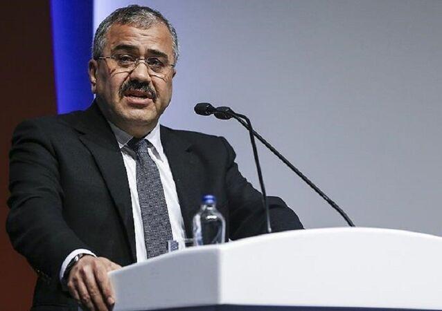 EPDK Başkanı Mustafa Yılmaz