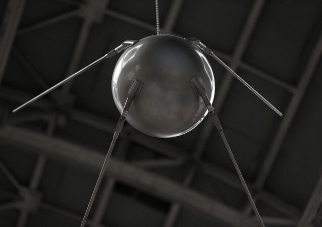Sputnik - 1 Uydusu