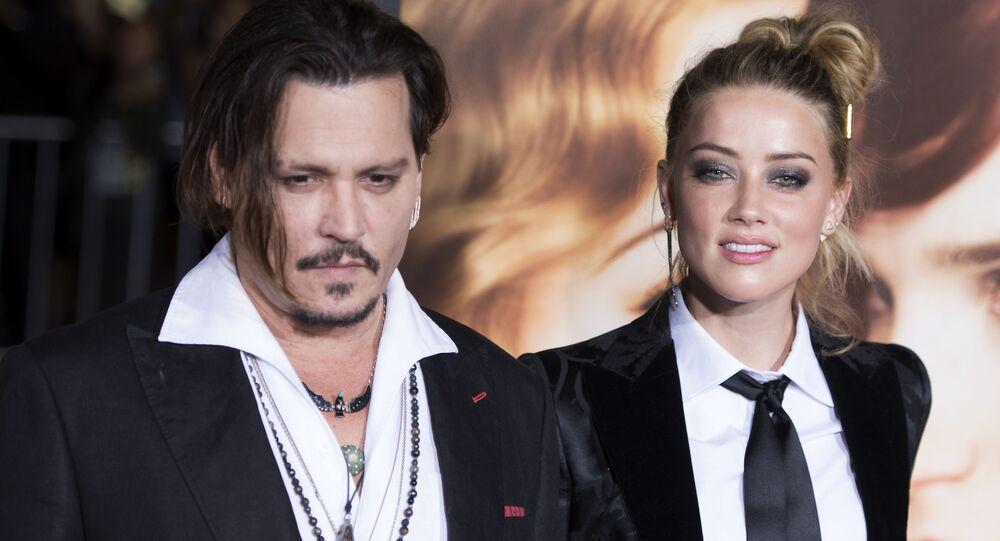 Jonny Depp - Amber Heard